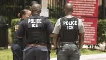 ICE agents