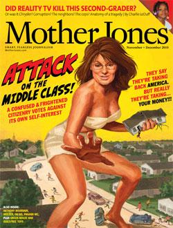 Mother Jones November/December 2010 Issue