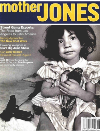 Mother Jones July/August 1999 Issue