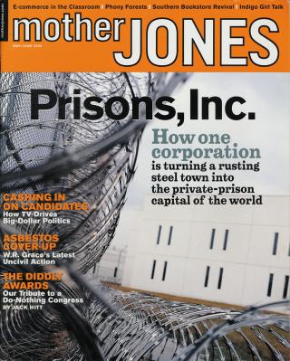 Mother Jones May/June 2000 Issue