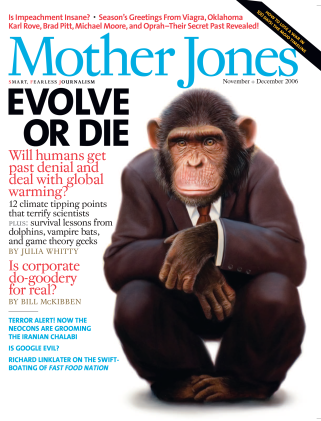 Mother Jones November/December 2006 Issue
