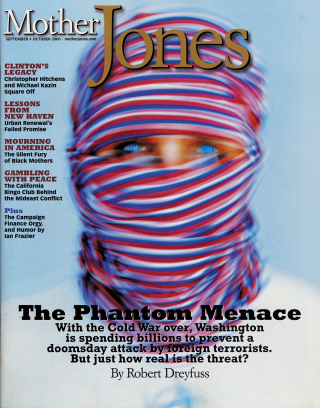 Mother Jones September/October 2000 Issue