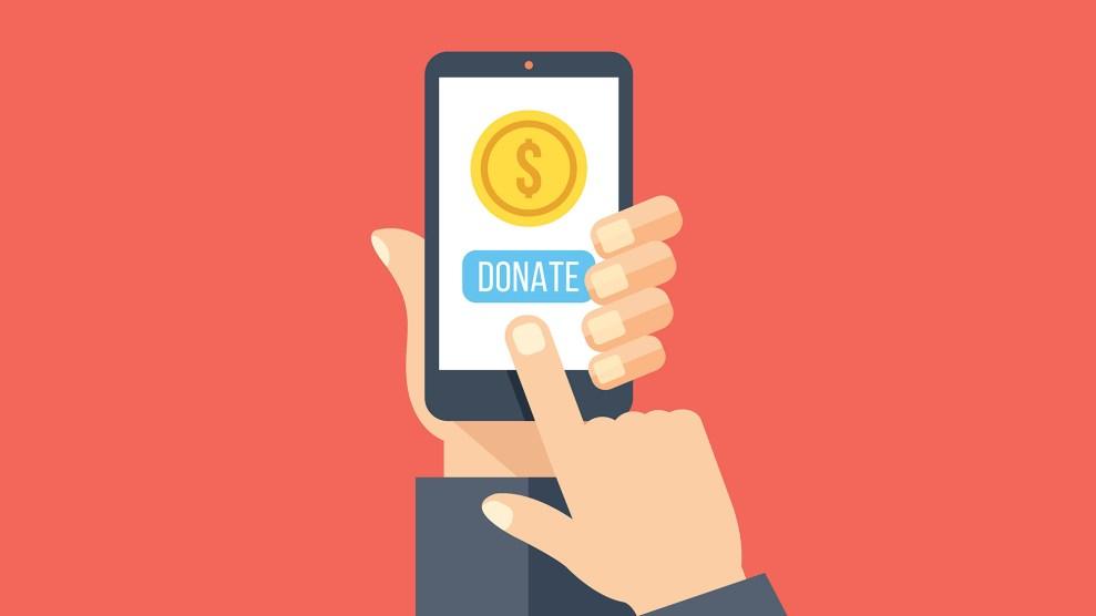political donation