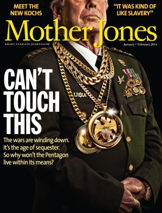 Mother Jones January/February 2014 Issue