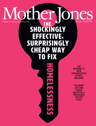 Mother Jones March/April 2015 Issue