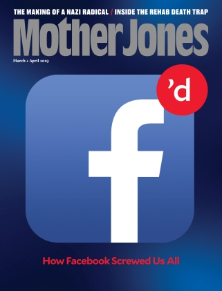 Mother Jones March/April 2019 Issue