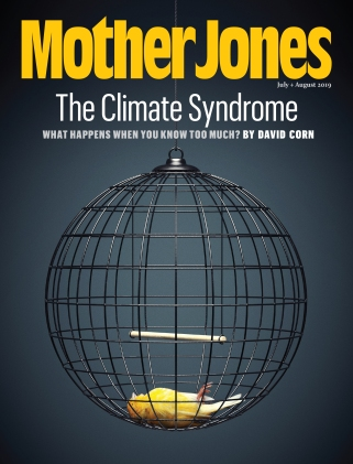 Mother Jones July/August 2019 Issue