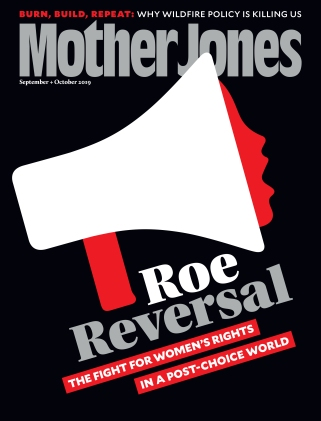 Mother Jones September/October 2019 Issue
