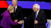 Warren and Sanders