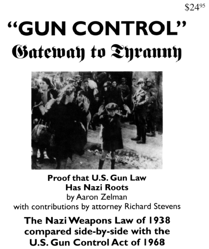 gun control tyranny jews for the preservation of firearms ownership