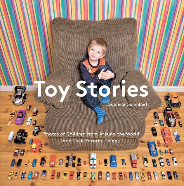 Toy Stories cover