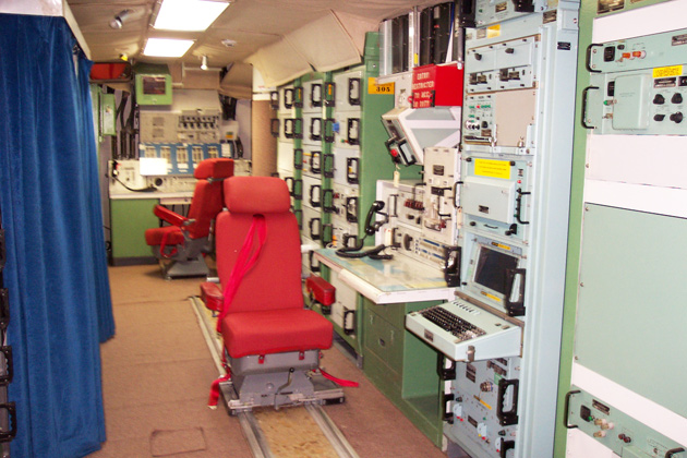 mock launch control center