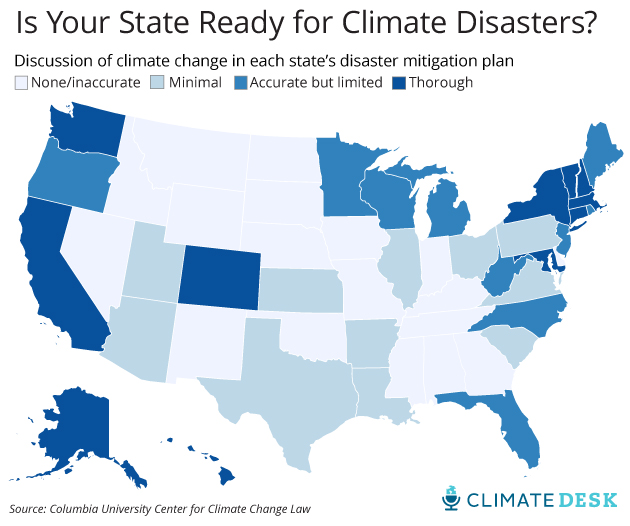climate readiness map