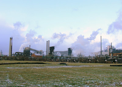 US Steel Clairton Works: TK/Flickr