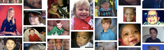 child gun deaths gallery