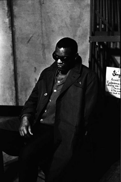 Ray Charles, Longshoreman's Hall, San Francisco, 1961