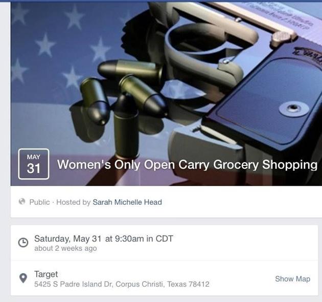 open carry texas moms
